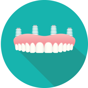teeth in a day icon