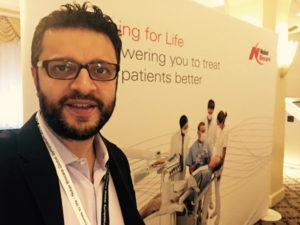 dr ahmad chaudhry at nobel biocare